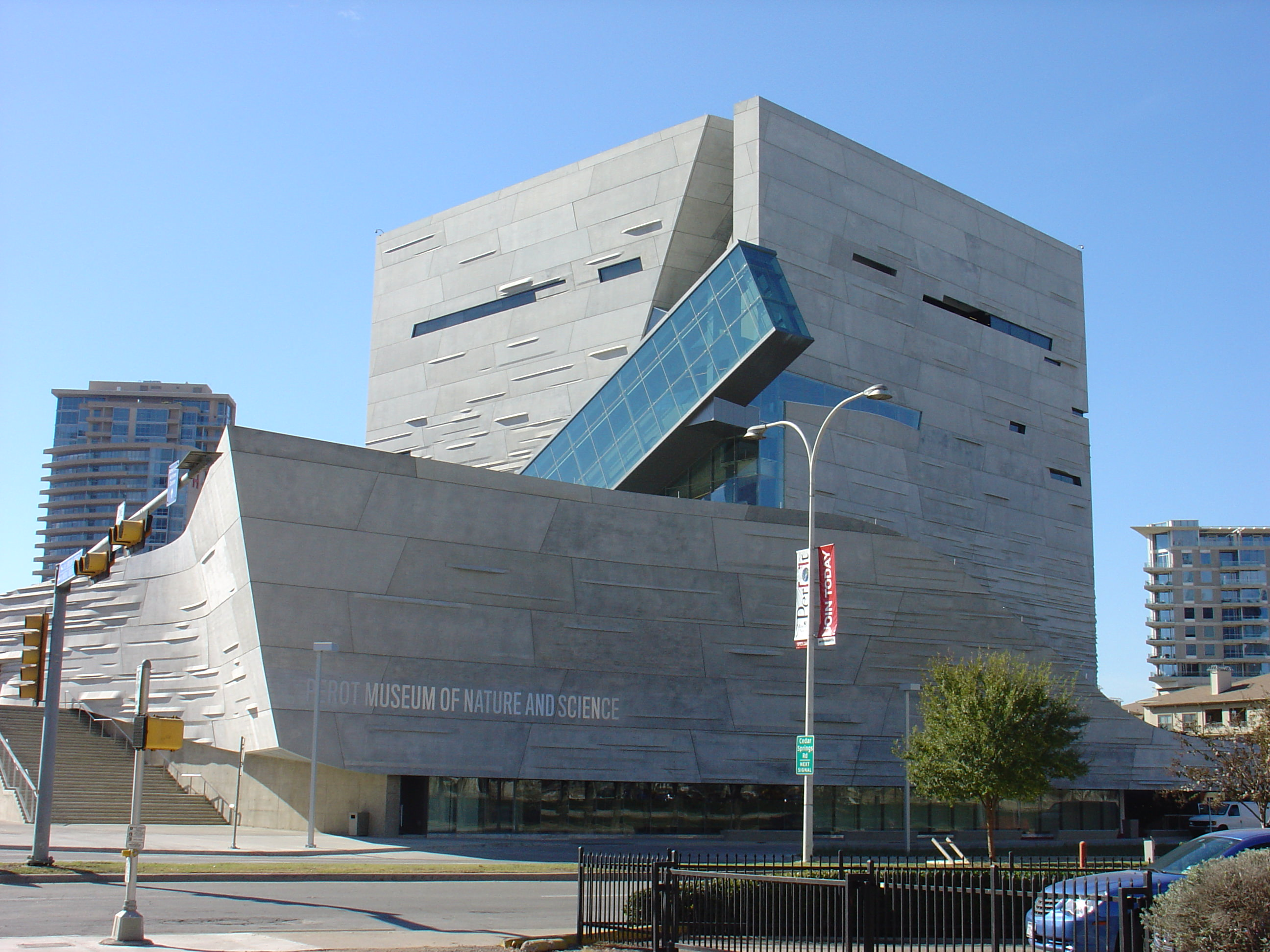 Ross Perot Natural History Museum
